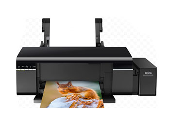 Epson L800 Printer Communication Error - Error And Reset