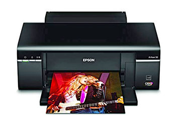 Reset Epson Artisan 50 Printer