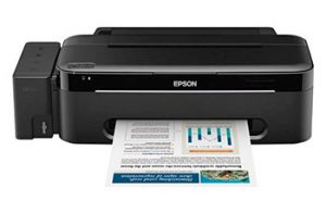 Download Epson L100 Resetter